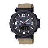 カシオ プロトレック PRG-600YBE-5JR ソーラー 腕時計 メンズ デジアナ CASIO PROTREK